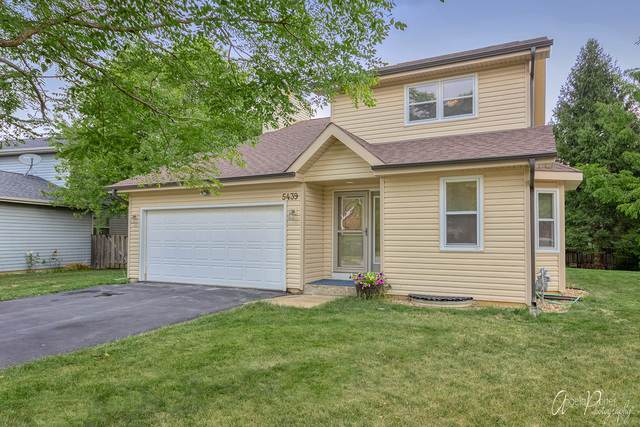 5439 Ebony Court, Gurnee, IL 60031 (MLS #10815192) :: John Lyons Real Estate