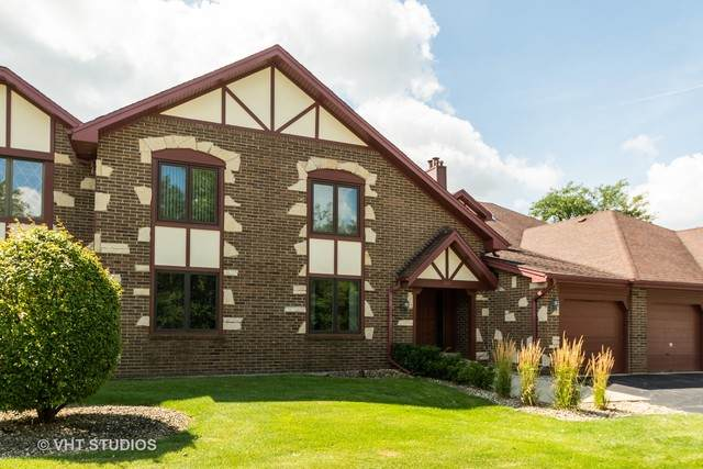 213 Lake Drive 1B, Olympia Fields, IL 60461 (MLS #10815653) :: The Wexler Group at Keller Williams Preferred Realty