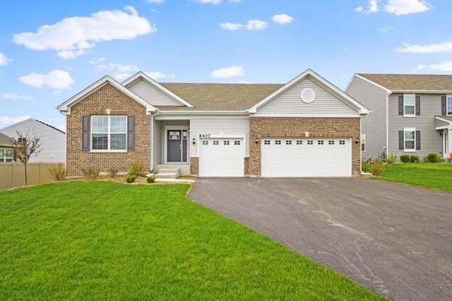 1901 Foxborough Way, Joliet, IL 60431 (MLS #10815655) :: BN Homes Group
