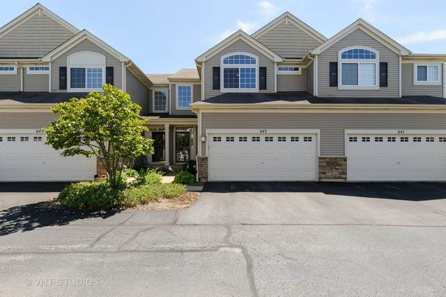 643 S Jade Lane, Round Lake, IL 60073 (MLS #10815738) :: Century 21 Affiliated