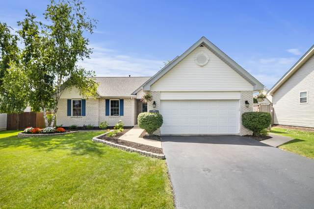 4504 Wood Duck Lane, Plainfield, IL 60586 (MLS #10815937) :: The Wexler Group at Keller Williams Preferred Realty