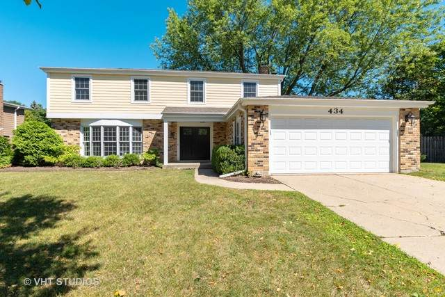 434 Greentree Parkway, Libertyville, IL 60048 (MLS #10816417) :: Littlefield Group