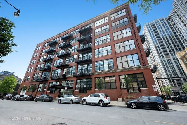 525 W Superior Street #531, Chicago, IL 60654 (MLS #10817154) :: John Lyons Real Estate