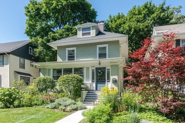 618 Maple Avenue, Wilmette, IL 60091 (MLS #10817203) :: Helen Oliveri Real Estate