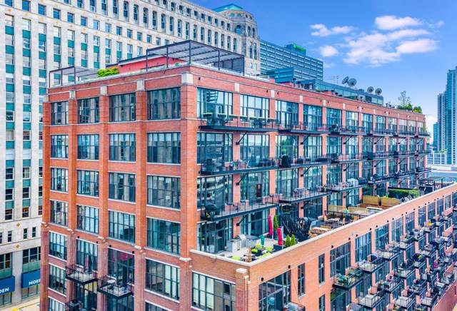 333 W Hubbard Street 805-07, Chicago, IL 60654 (MLS #10817440) :: BN Homes Group