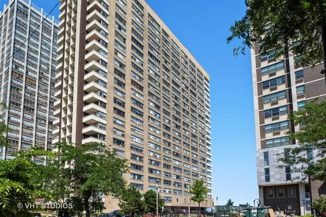 6157 N Sheridan Road 21J, Chicago, IL 60660 (MLS #10818658) :: John Lyons Real Estate