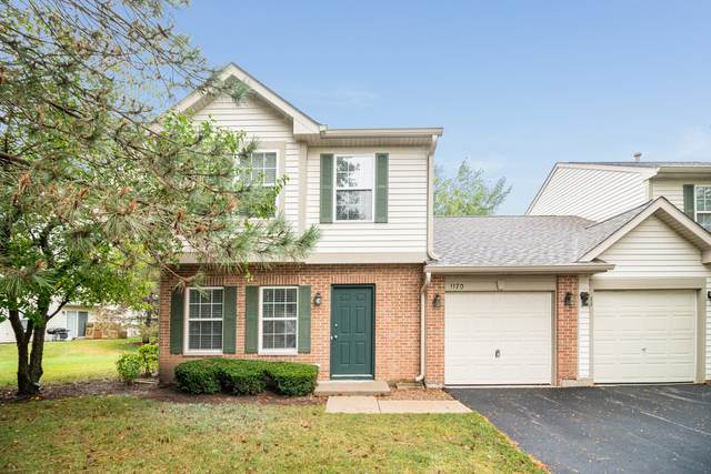 1170 N Village Drive, Round Lake Beach, IL 60073 (MLS #10818938) :: John Lyons Real Estate