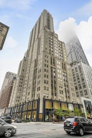 159 E Walton Place 7F, Chicago, IL 60611 (MLS #10820734) :: Helen Oliveri Real Estate