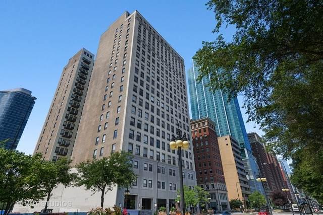 910 S Michigan Avenue #304, Chicago, IL 60605 (MLS #10822287) :: John Lyons Real Estate