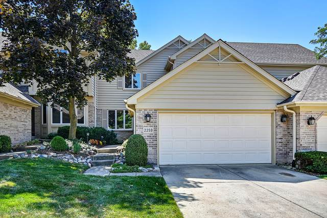 2259 Durand Drive, Downers Grove, IL 60515 (MLS #10822336) :: Littlefield Group