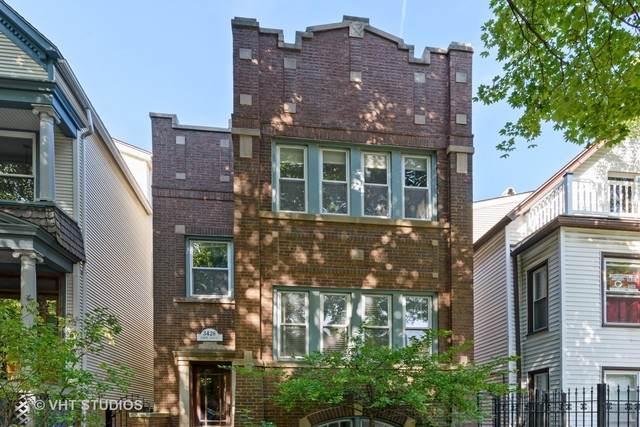 3426 N Leavitt Street, Chicago, IL 60618 (MLS #10822463) :: Touchstone Group