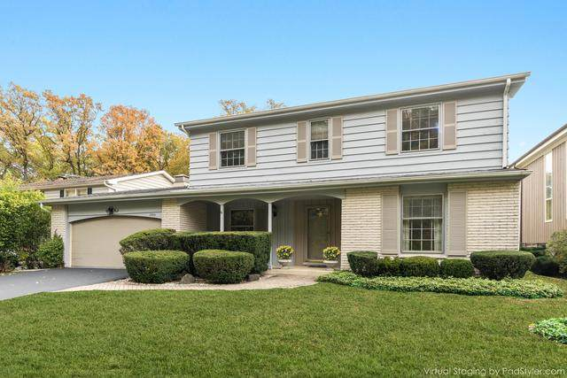 1705 Sherwood Road, Highland Park, IL 60035 (MLS #10822771) :: Littlefield Group