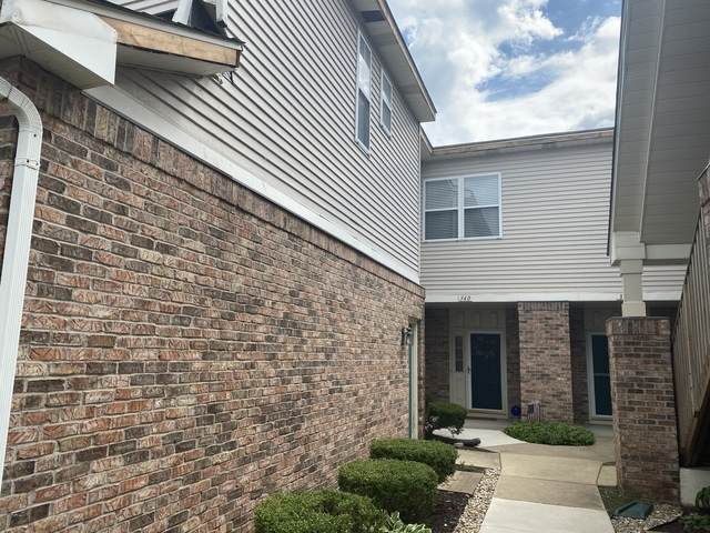 440 Chesterfield Court #440, Oswego, IL 60543 (MLS #10823285) :: O'Neil Property Group