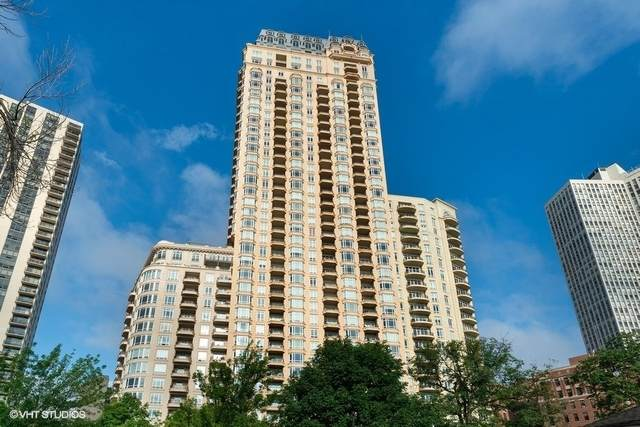2550 N Lakeview Avenue S1805, Chicago, IL 60614 (MLS #10823379) :: John Lyons Real Estate