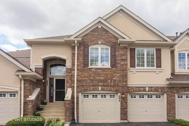 493 Saddlebrook Lane, Vernon Hills, IL 60061 (MLS #10824460) :: John Lyons Real Estate