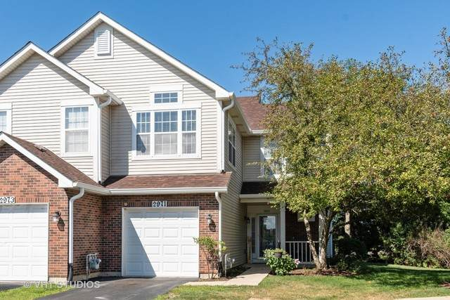 2971 Kentshire Circle, Naperville, IL 60564 (MLS #10825277) :: John Lyons Real Estate