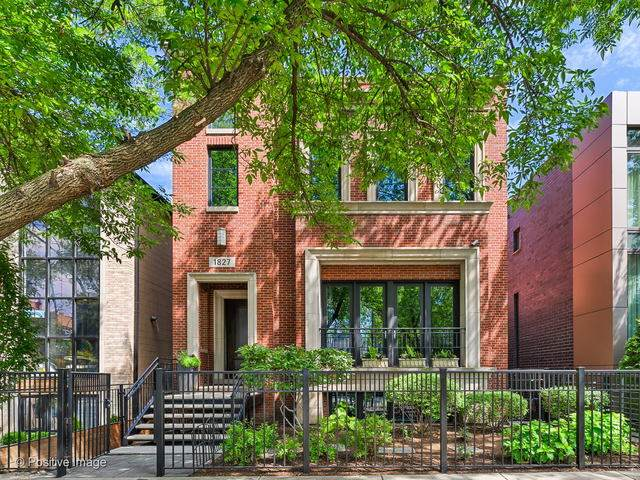 1827 N Honore Street, Chicago, IL 60622 (MLS #10825449) :: John Lyons Real Estate