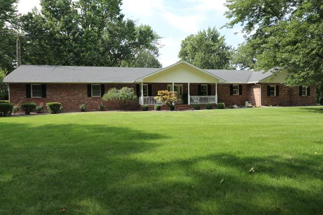 21 Country Club Lane, ARCOLA, IL 61910 (MLS #10826079) :: John Lyons Real Estate