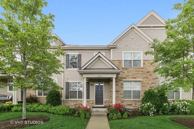 2105 Dauntless Drive, Glenview, IL 60026 (MLS #10826399) :: Littlefield Group