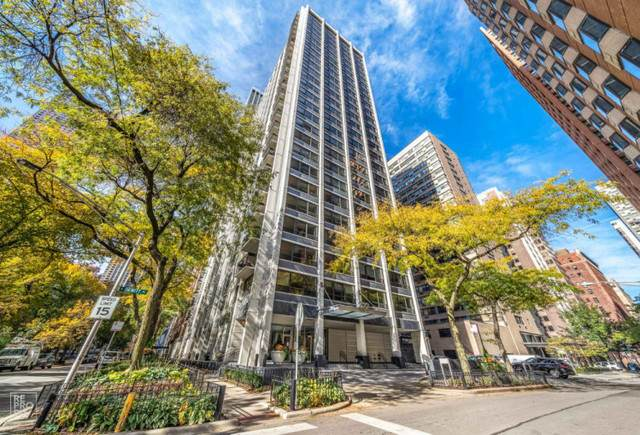 222 E Pearson Street #2207, Chicago, IL 60611 (MLS #10827706) :: The Wexler Group at Keller Williams Preferred Realty