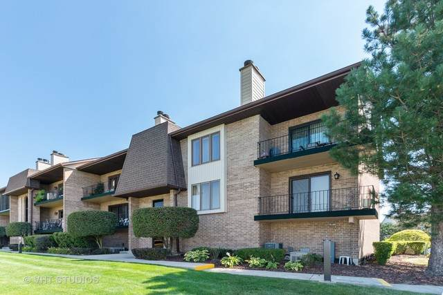 15704 Old Orchard Court 1S, Orland Park, IL 60462 (MLS #10827737) :: John Lyons Real Estate
