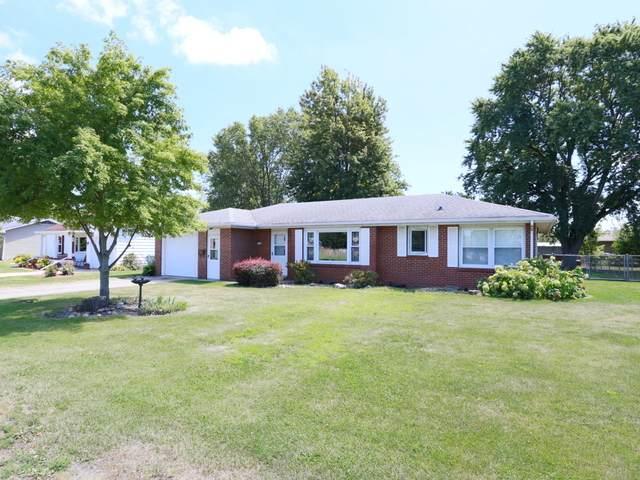 405 W Arnold Avenue, Thomasboro, IL 61878 (MLS #10827830) :: Janet Jurich