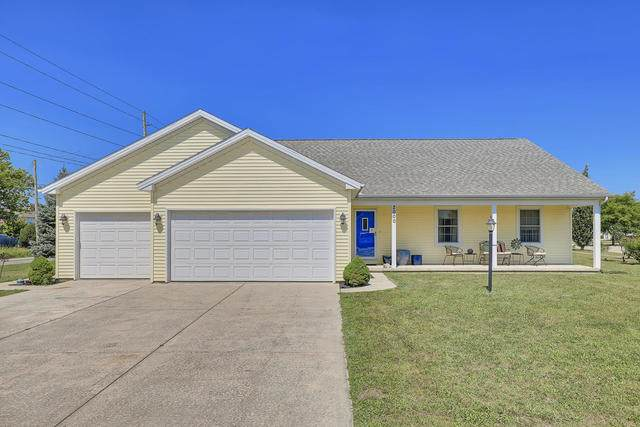 2000 E Grand Avenue, ST. JOSEPH, IL 61873 (MLS #10829667) :: Littlefield Group