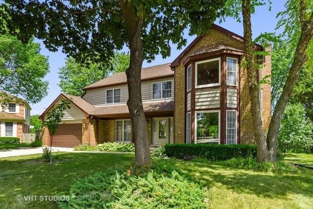2251 N Coldspring Road, Arlington Heights, IL 60004 (MLS #10830089) :: John Lyons Real Estate