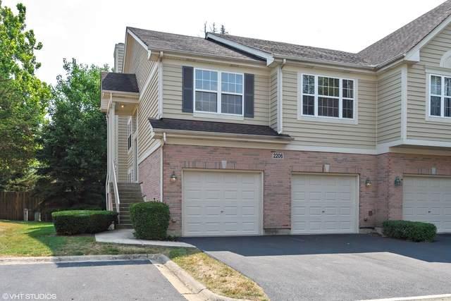 2206 Grove Court, Naperville, IL 60563 (MLS #10835085) :: John Lyons Real Estate