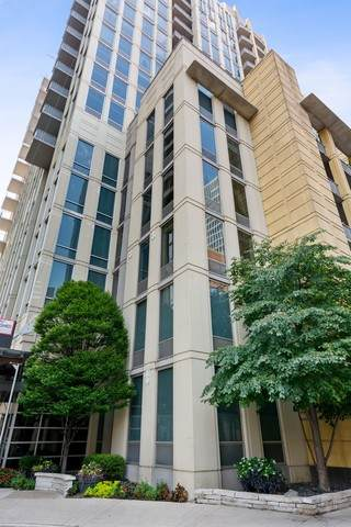 720 N Larrabee Street #1302, Chicago, IL 60654 (MLS #10836944) :: John Lyons Real Estate