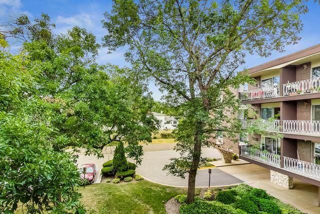 1331 S Finley Road #309, Lombard, IL 60148 (MLS #10837525) :: John Lyons Real Estate
