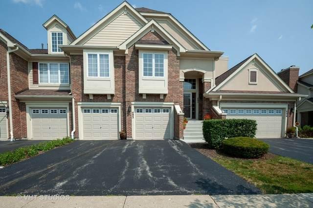 492 Harvey Lake Drive, Vernon Hills, IL 60061 (MLS #10838089) :: Suburban Life Realty