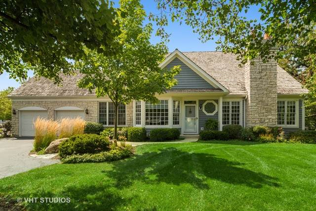 598 Wharton Drive 25A, Lake Forest, IL 60045 (MLS #10838354) :: Littlefield Group