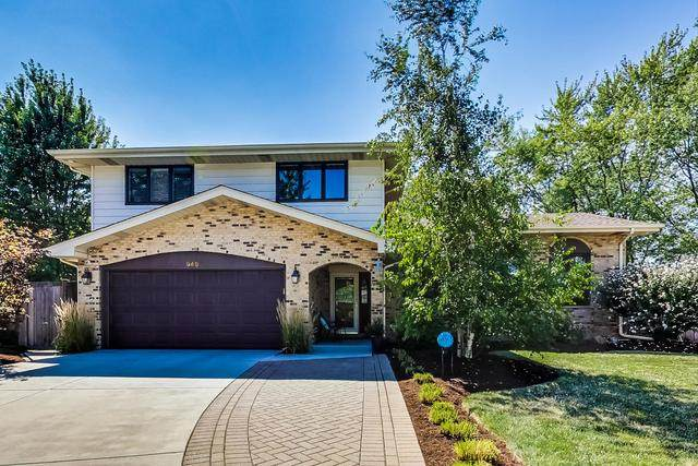 948 Weatherbee Place, Downers Grove, IL 60516 (MLS #10838770) :: Ryan Dallas Real Estate