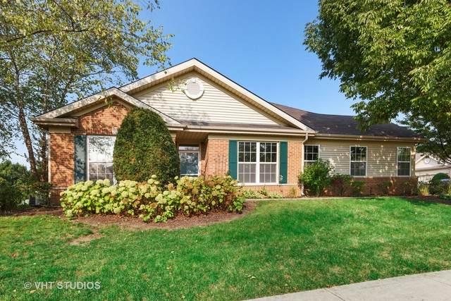 21112 W Braxton Lane #0, Plainfield, IL 60544 (MLS #10838850) :: Littlefield Group