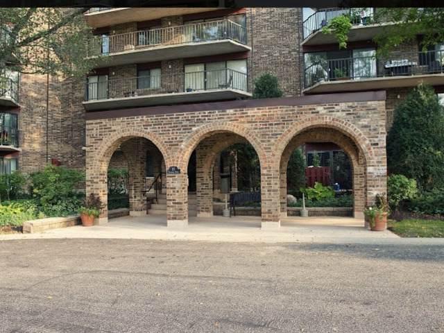 111 S Baybrook Drive #401, Palatine, IL 60074 (MLS #10839560) :: John Lyons Real Estate