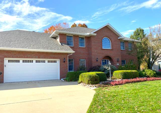 3107 Glenhill Place, Champaign, IL 61822 (MLS #10840391) :: Littlefield Group