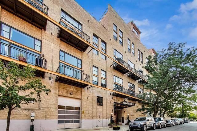 2545 S Dearborn Street #317, Chicago, IL 60616 (MLS #10841827) :: John Lyons Real Estate