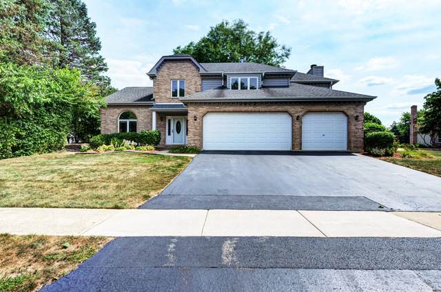3805 Vardon Court, Woodridge, IL 60517 (MLS #10842787) :: The Wexler Group at Keller Williams Preferred Realty