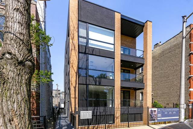 1450 N Bosworth Avenue 1R, Chicago, IL 60622 (MLS #10843373) :: Helen Oliveri Real Estate