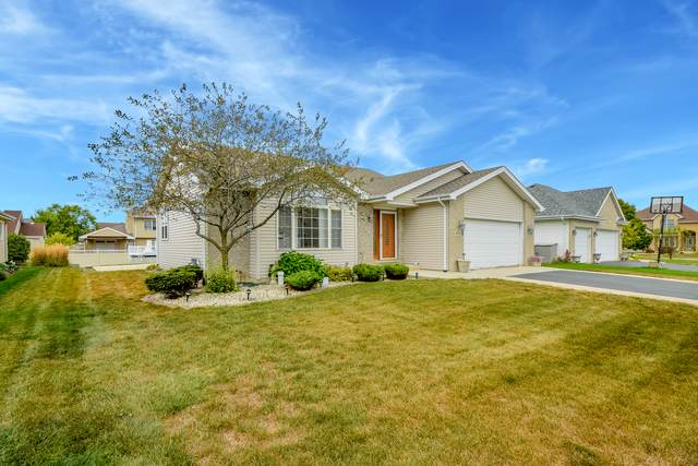 1656 Dove Valley Lane, Beecher, IL 60401 (MLS #10843401) :: Property Consultants Realty