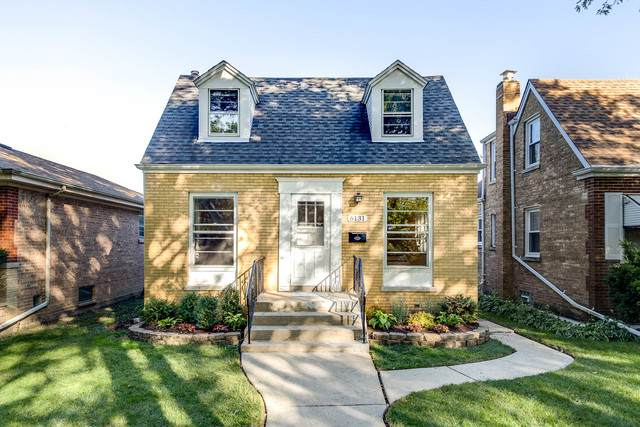 6131 N Lowell Avenue, Chicago, IL 60646 (MLS #10845044) :: Littlefield Group