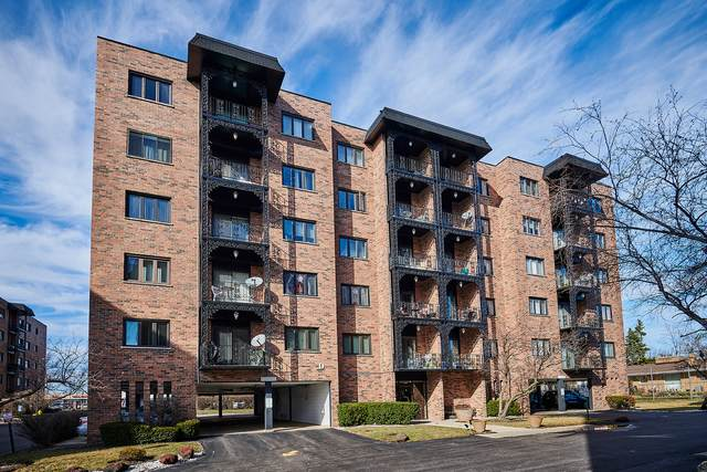 9332 Landings Lane #503, Des Plaines, IL 60016 (MLS #10847052) :: John Lyons Real Estate