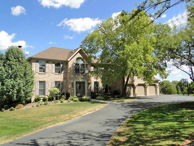 731 Fairway View Drive, Algonquin, IL 60102 (MLS #10847672) :: Ryan Dallas Real Estate