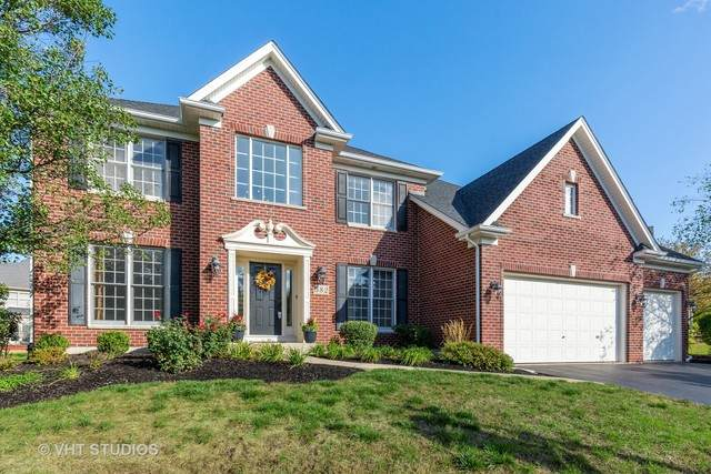 582 Cole Drive, South Elgin, IL 60177 (MLS #10847833) :: John Lyons Real Estate