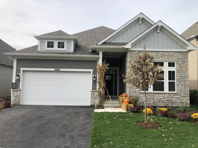 1063 Ironwood Court, Glenview, IL 60025 (MLS #10849391) :: Littlefield Group