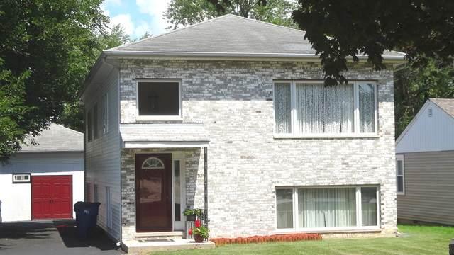 109 E Red Oak Avenue, Bensenville, IL 60106 (MLS #10851163) :: John Lyons Real Estate