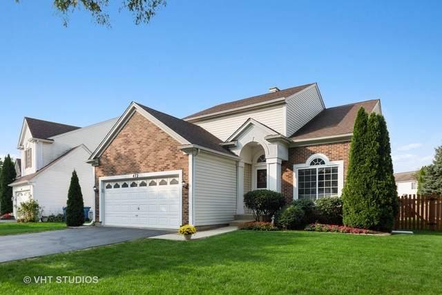 472 Topaz Lane, Bartlett, IL 60103 (MLS #10851203) :: John Lyons Real Estate