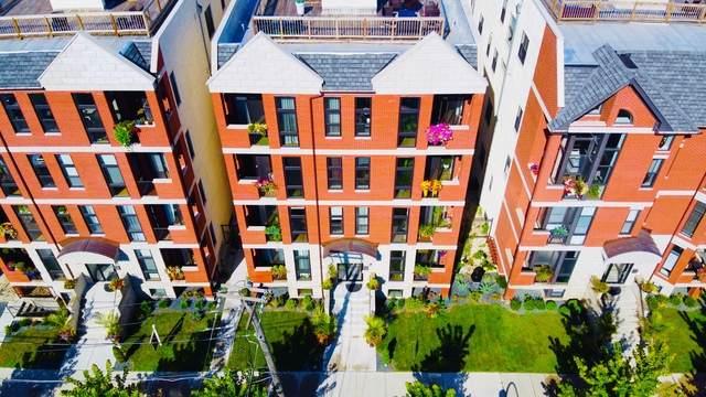 4220 S Ellis Avenue 2S, Chicago, IL 60653 (MLS #10851402) :: John Lyons Real Estate