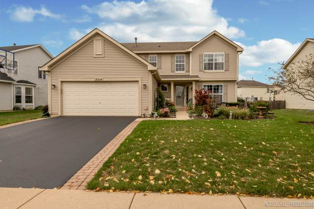 2514 Caliendo Circle, Montgomery, IL 60538 (MLS #10851987) :: The Wexler Group at Keller Williams Preferred Realty